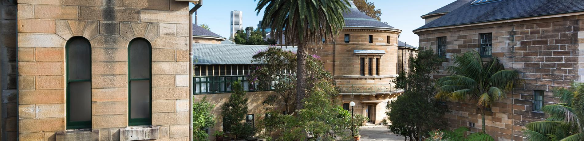 National Art School Campus Photo Chris Philips